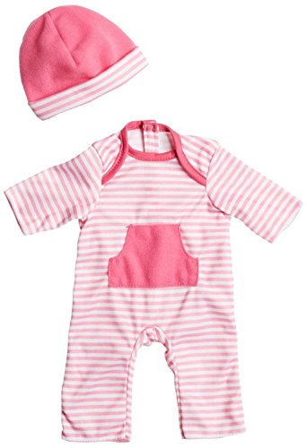 """JC Toys Hot Pink Romper (up to 16"""")"""