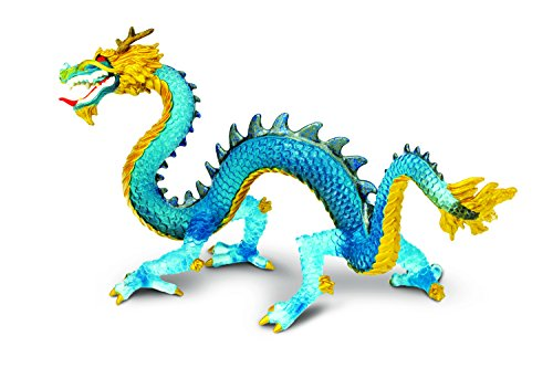 Safari Ltd Krystal Blue Dragon