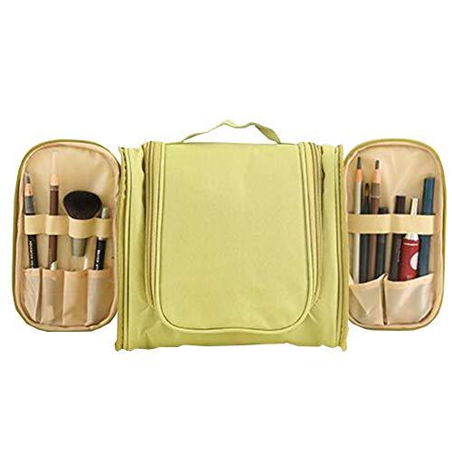 Unisexe Cosmetic Bag Portable Kit De Voyage Organisateur Ménage De Stockage Pack Salle De Bains De Stockage Avec Suspendu Pour Les Affaires Vacances Ménage