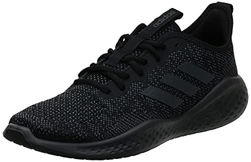 adidas Fluidflow, Zapatillas para Correr Hombre, Core Black Grey Six Onix, 46 2/3 EU ✅