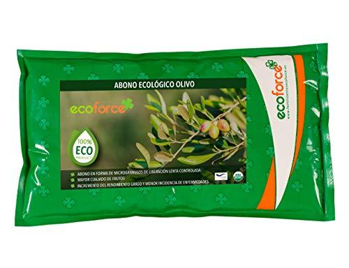 CULTIVERS Abono - Fertilizante Ecológico de 1,5 Kg Especial Olivo y Plantas...