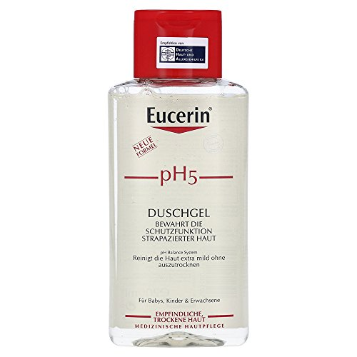 Eucerin pH5 Douchegel gevoelige huid, 0,260 milliliter