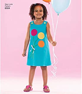 Best easy sewing patterns for childrens dresses Reviews