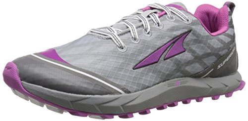 Altra Mujer Zapatillas Running Senderismo Superior 2.0 Gris / A2652-1, Gris, 6.5 B(M) US