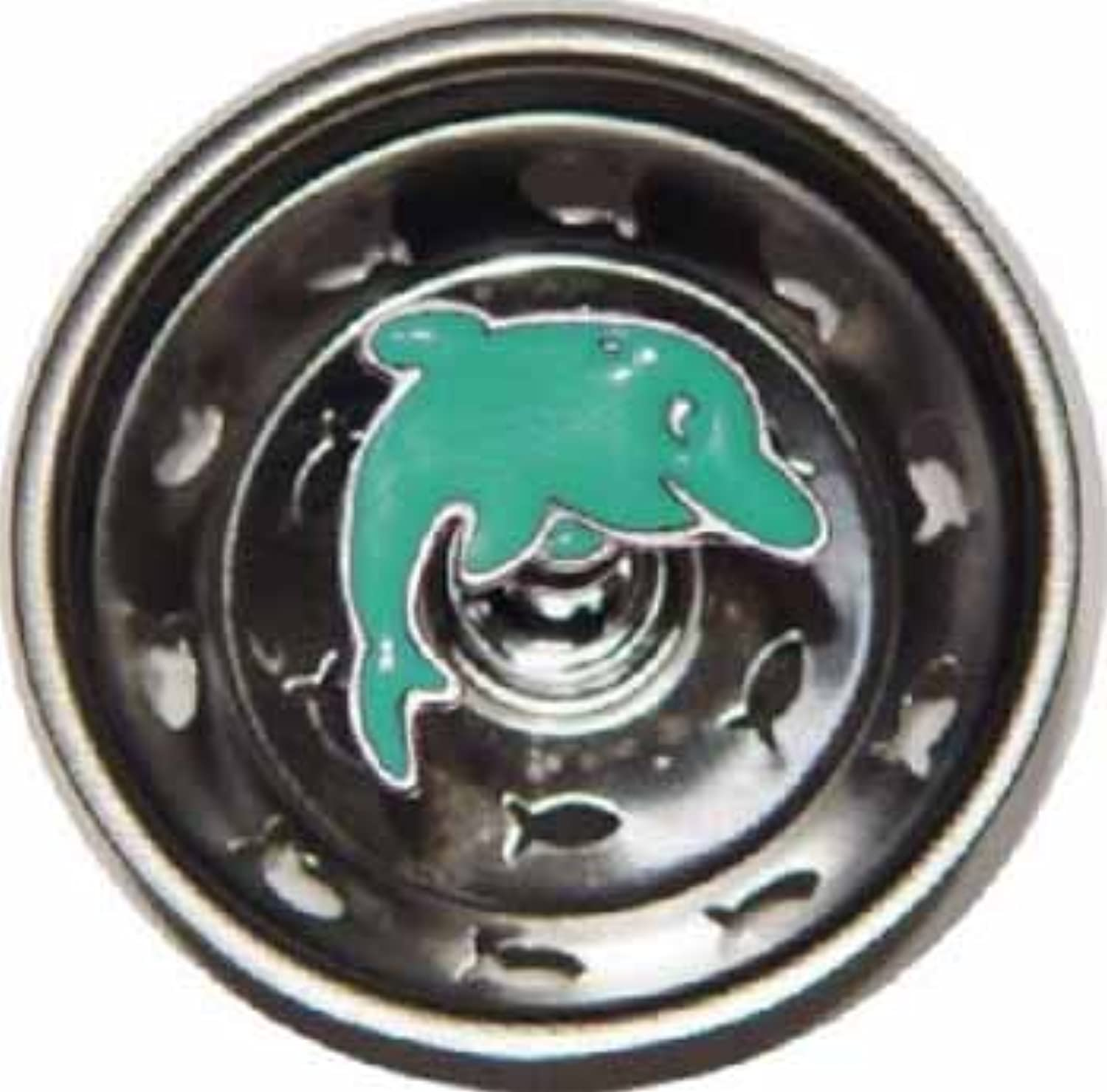 Dolphin Ocean Sink Strainer Drain Kitchen Decor
