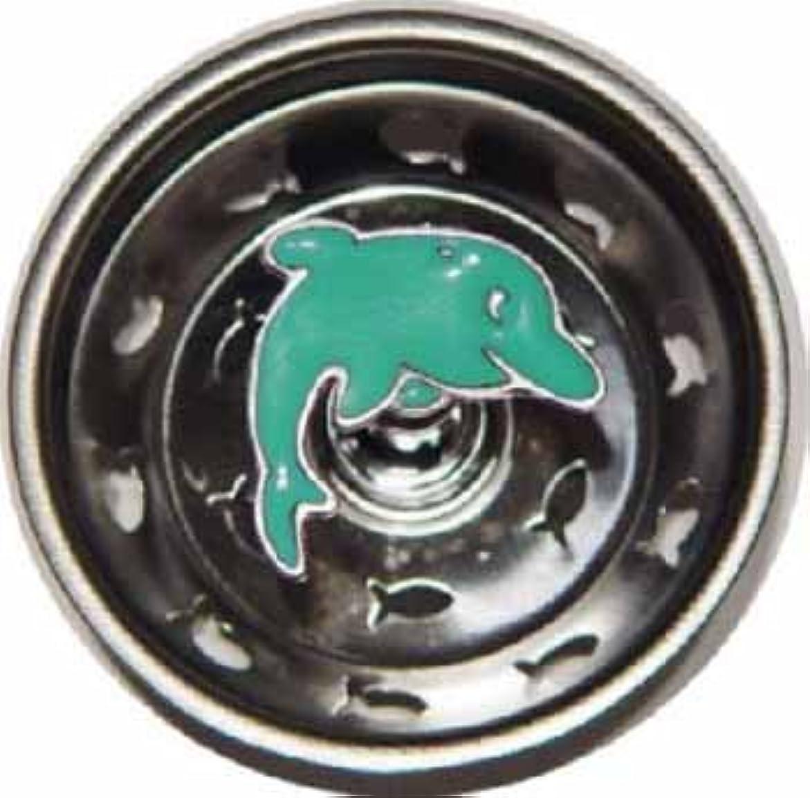 タールメンバー証言Dolphin Kitchen Sink Strainerドレインプラグホームインテリア