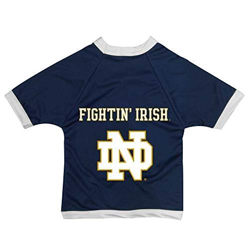 NCAA Notre Dame Fighting Irish Athletic Mesh Dog Jersey