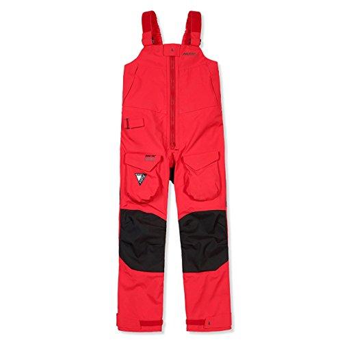 Musto Damen Herren Segelhose HPX Ocean Trousers Latzhose Regenhose, Größe:L