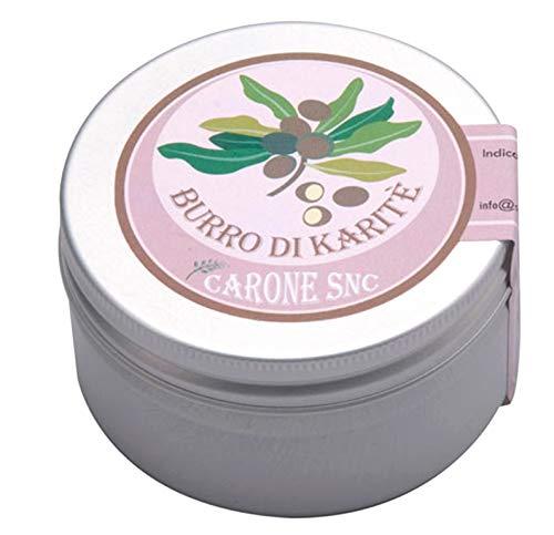 Carone - Burro di Karitè Puro 100 gr
