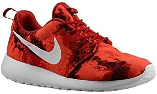 NIKE Roshe One Print (13, Gym Red/Deep Burgundy-White)