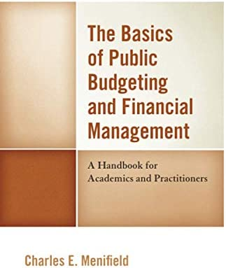 The Basics of Public Budgeting and Financial Management product image