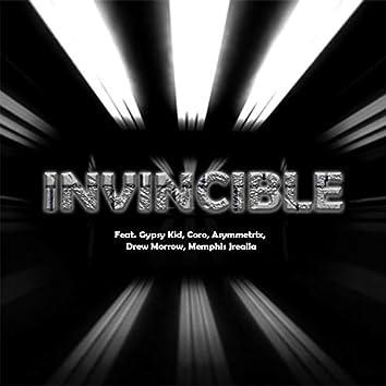 Invincible (feat. Gypsy Kid, Coro, Asymmetrix, Drew Morrow & Memphis Jrealla)