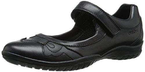 Geox Jr Shadow a, Bailarinas Niñas, Negro BLACKC9999