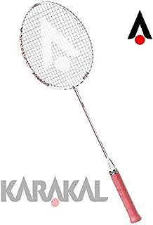 KARAKAL S70 FF Fast Fibre Badminton Racquet (G4-3.25 Inches, 70 g)