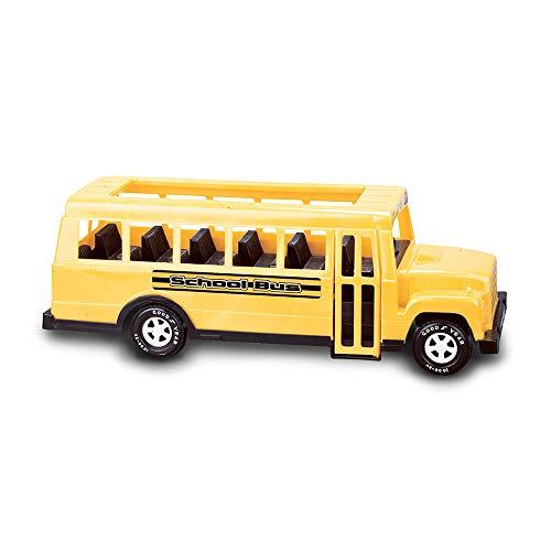 American Plastic Toys 18 School Bus