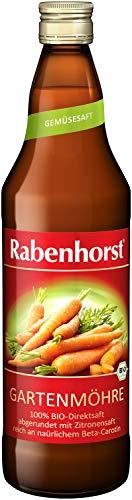 Rabenhorst Gartenmöhre bio, 6er Pack (6 x 700 ml)