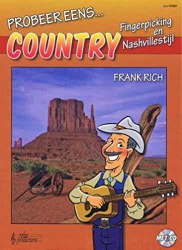 Probeer eens ... country gitaar: fingerpicking en Nashvillestijl