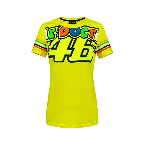 VR|46 Valentino Rossi dames T-shirt - The Doctor 46 - strependesign - MotoGP 2018