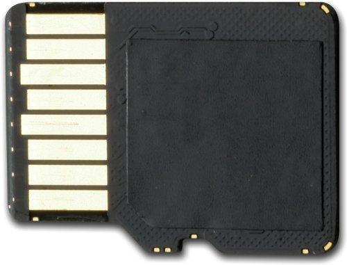 Garmin 4GB Micro SD Karte mit Adapter