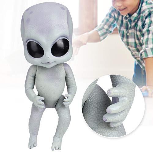 Soft Alien Doll, Alien Doll Highly Simulation Soft Infant Alien Doll Collection Gift for Children...