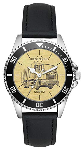 Reloj de regalo para el carro de la basura Müllmann L-6310