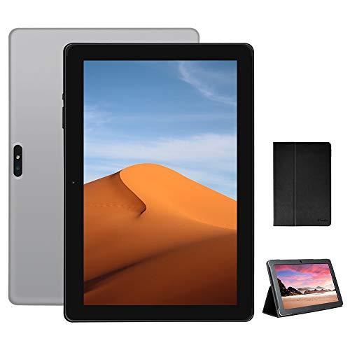 Tablet 10 Zoll Android 90 iProda Tablet PC 3 GB 32 GB Erweiterte Kapazitat 128G Ultra Dunn Metallschale Quad Core 15 GHz WLAN BluetoothGPSHDMI 5000mAH Battery