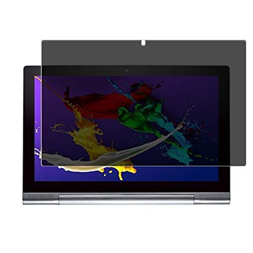 Vaxson Protector de Pantalla de Privacidad, compatible con lenovo Yoga Tablet 2 Pro 1380F 13.3' [No Vidrio Templado Carcasa Case ] Película Protectora Film Guard