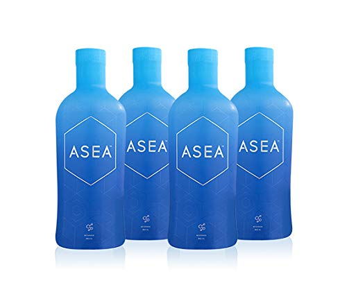 4 Bottles REDOX ASEA