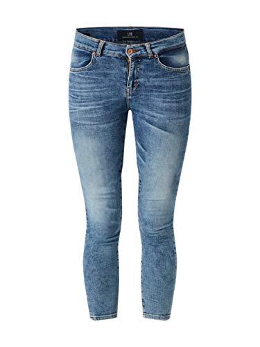 LTB Jeans Damen LONIA Jeans, Sailor Undamaged Wash 51787, 24W / 28L