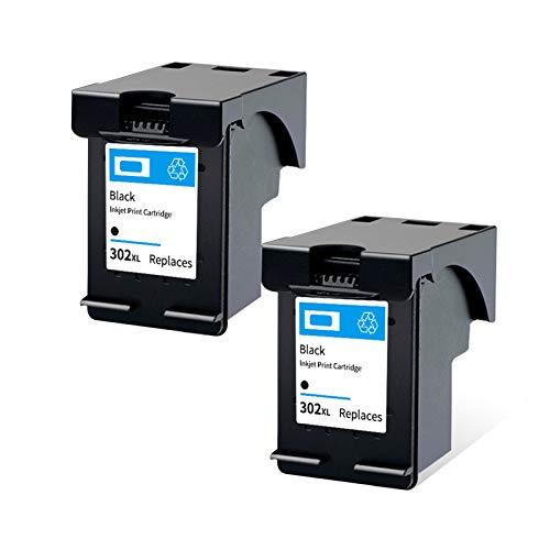 Cartuchos de tinta remanufacturados para impresoras HP DeskJet 1110 1115 2130 2135 3630 3830 1111 2131 2132 1112 2 negro