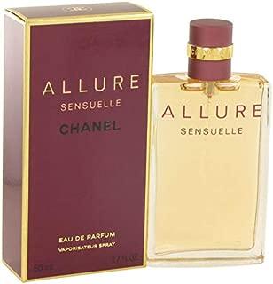 Allure Sensuelle by ChàNèl Eau de Parfum for Women 1.7 OZ./ 50 ml.