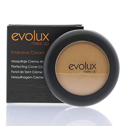 Maquillaje Crema Alta Cobertura Color N.02 EVOLUX Intensive Cream Make Up 12...