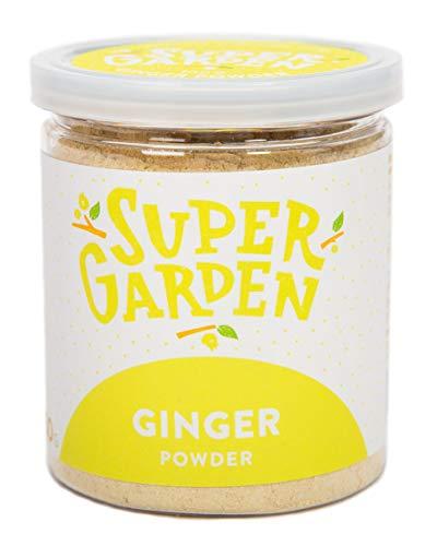 Supergarden Gevriesdroogde Super Poeder (Gember)