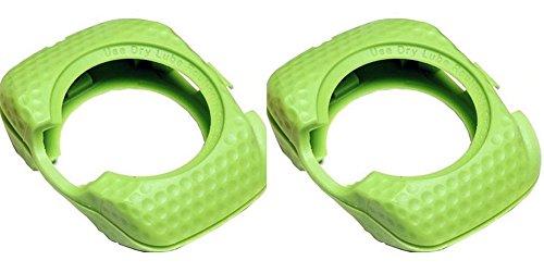 Speedplay Zero Aero Walkable Cleat-Cover Kit, Green, 14190 Pedals, Plain