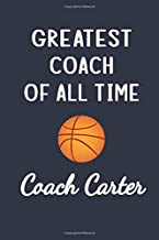 Greatest Coach of All Time Coach Carter: Greatest Coach Appreciation Gifts