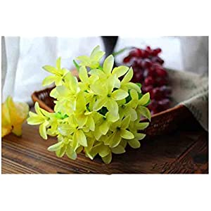 Artificial and Dried Flower Artificial Flower Narcissus Lily Flower Simulation Beam of The Living Room Decoration Flowers Ornaments
