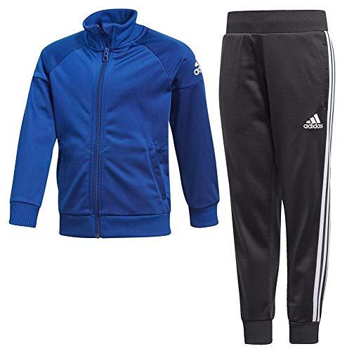 adidas Jungen Lb Kn Trainingsanzug, Mehrfarbig (Collegiate royal), 92