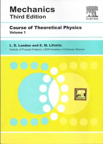 Mechanics: Course of Theoretical Physics - Vol. 1