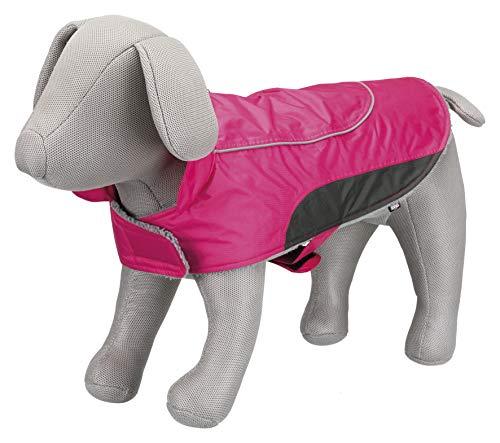 Trixie 67886 - Mantello in mibel, S, 40 cm, colore: rosa