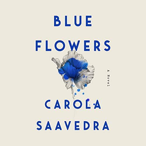 Page de couverture de Blue Flowers