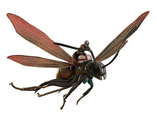 Hot Toys Ameisenmann auf Fliegender Ameise, Miniatur, Sammlerstück