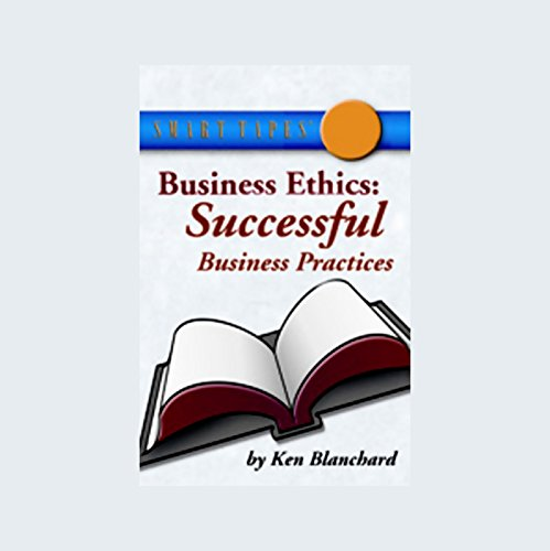 Business Ethics audiobook cover art