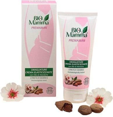 PILOGEN - Bio Mamma - Anti Stretch Marks Elasticizing Cream - with...