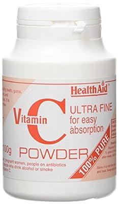HealthAid Vitamin C 100% Powder 100g