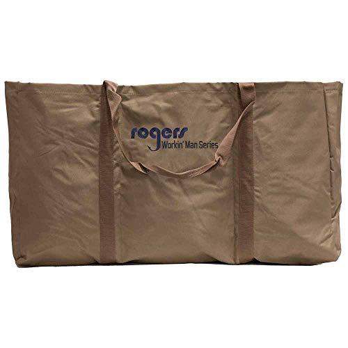 Rogers Sporting Goods Workin' Man Series Economy 6-Slot Full Body Goose Decoy Bag