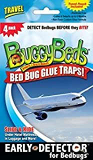 4PK Travel Buggy Beds