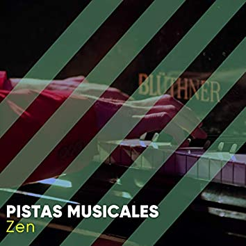 Pistas Musicales Zen Pacíficas