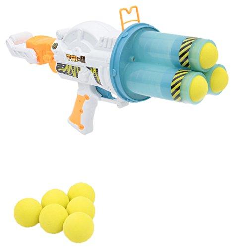 Mamatoy - Ballstorm Shooter - Pistola Giocattolo che...