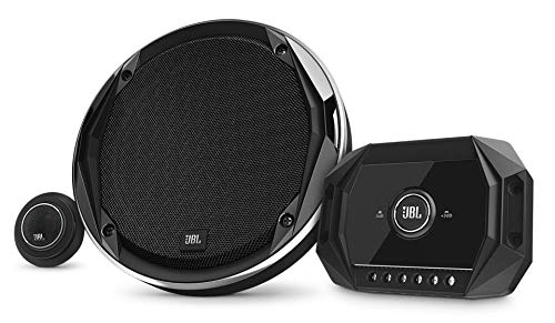 JBL STADIUMGTO600C - 6-1/2' (160mm) Two-Way Component System w/Gap switchable Crossover, Peak Power 300W, 100W (RMS)