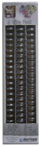 Zutter Innovative Zutter Owire 3/4-Inch, 6-Piece Silver by Products